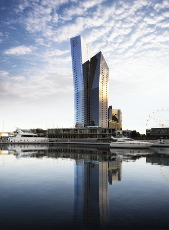 DOCKLANDS | Marina Tower | 6-22 Pearl River Road | 140m | 43L | Residential