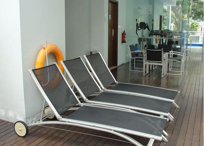 Pool Chair Lounge