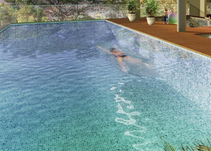 Lap Pool [Artistic Impression]