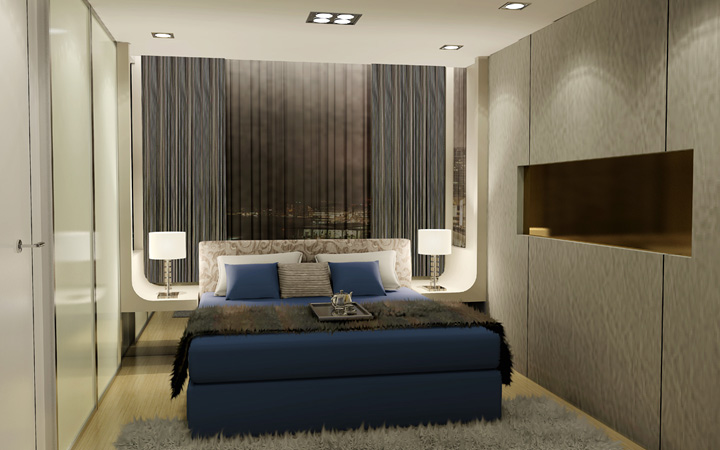 Master Bedroom [Artistic Impression]