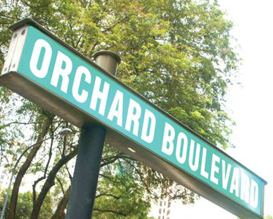Orchard Boulevard