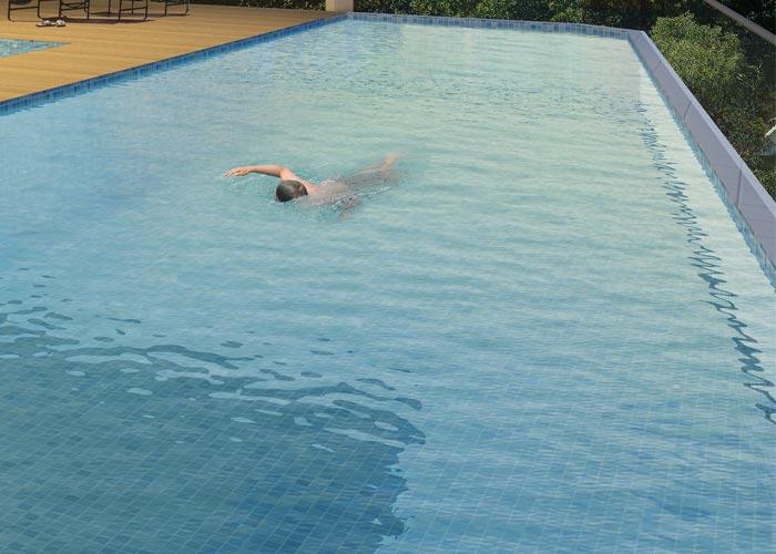 Lap Pool [Artistic Impression]