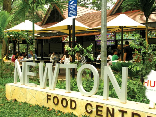 Newton Food Centre