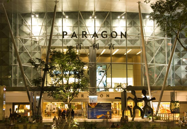 Paragon Shopping Centre