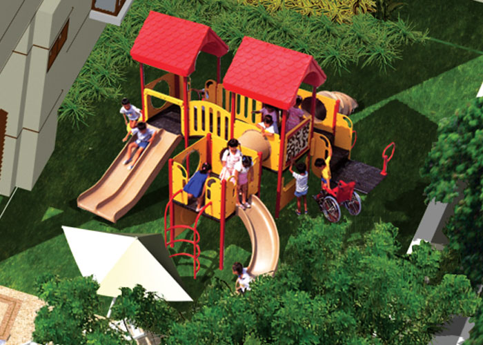 Children's Playground [Artist Impression]
